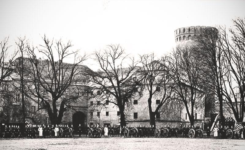 Zitadelle Juliusturm