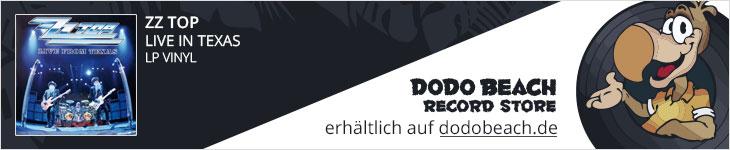 ZZ Top - Live In Texas | auf dodobeach.de