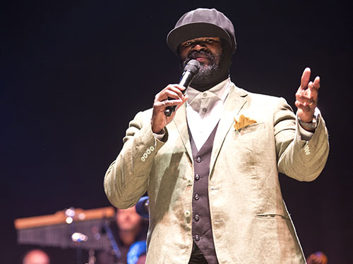 Gregory Porter <small>& The Metropole Orchestra</small>