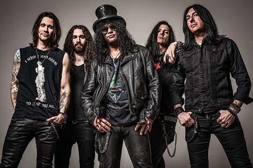 Slash <br><small>Featuring Myles Kennedy &#038; The Conspirators</small>