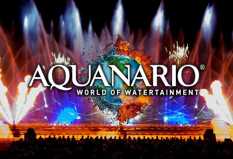 Aquanario® <small>Schlagernacht</small>