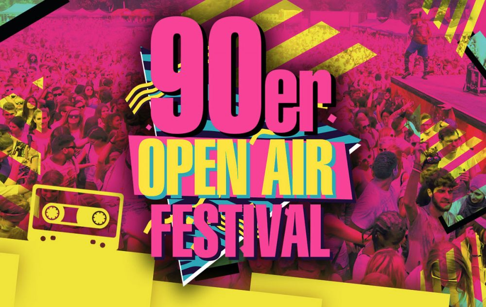 Upsolute 90s! Open Air Festival