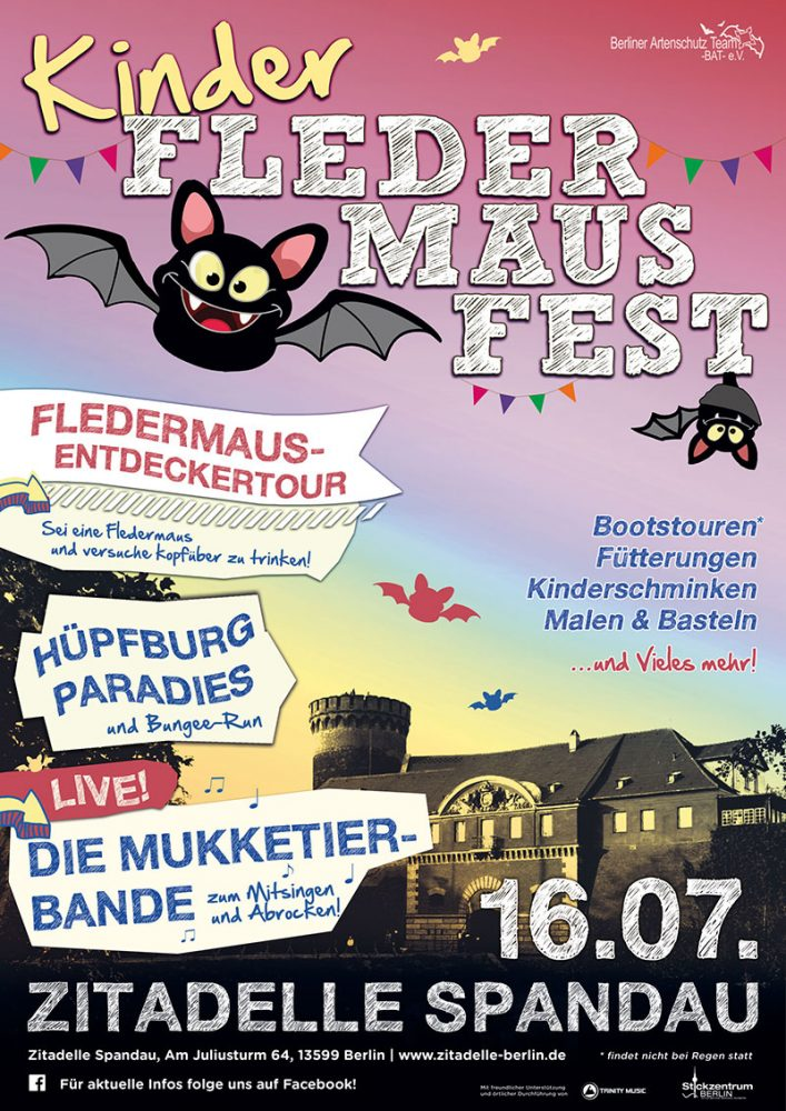 Kinder-Fledermausfest