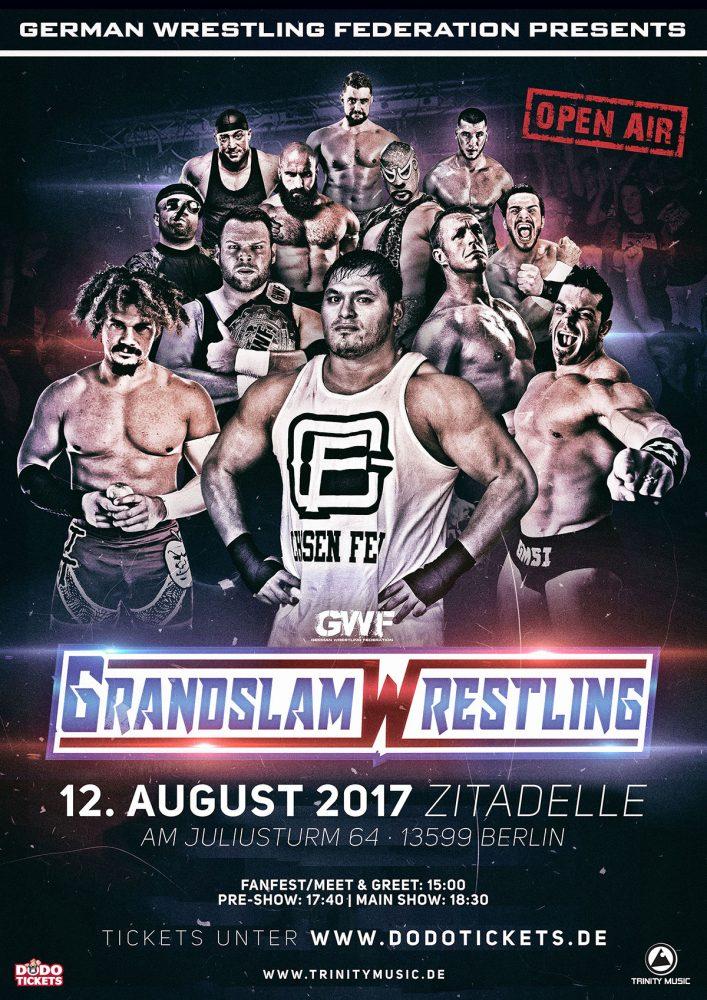 Grandslam Wrestling