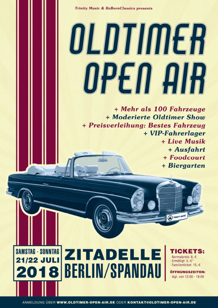 Oldtimer Open Air