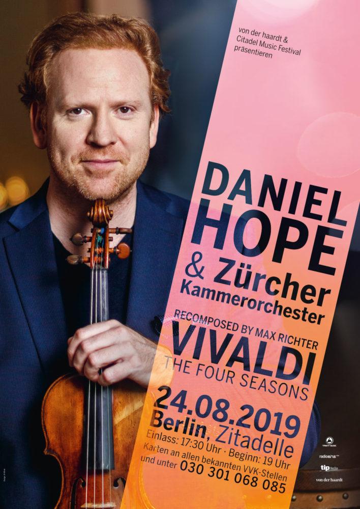 Daniel Hope & Zürcher Kammerorchester
